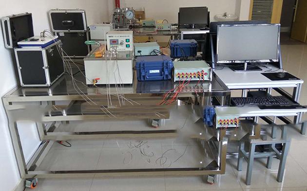 JDJYD-R6热电阻和热点偶温度传感器校验实验系统