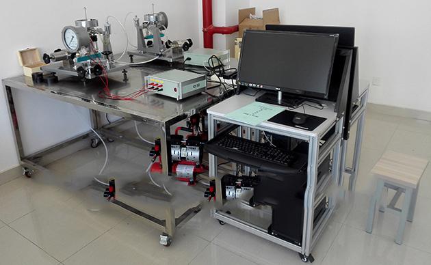 JDJYD-28压力传感器标定实验系统