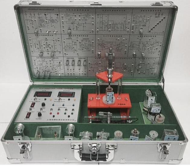 JD-811检测与转换(传感器)技术实验箱(22种传感器)