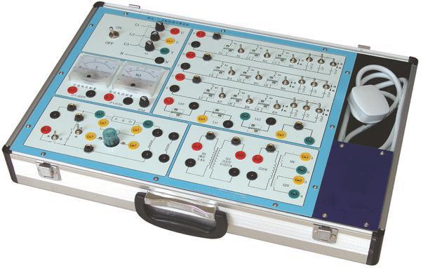 JD-DGJL交流电路实验箱