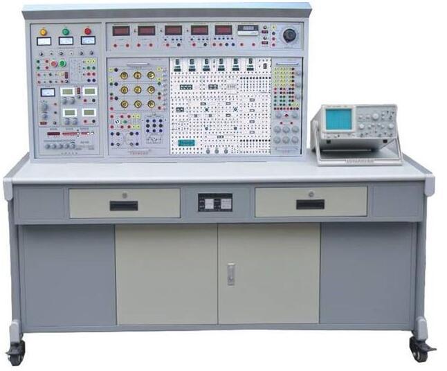 JDK-800B高性能电工电子电拖及自动化技术实训与考核装置