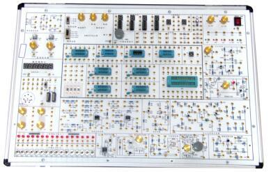 JD-SA6数字模拟电路实验箱