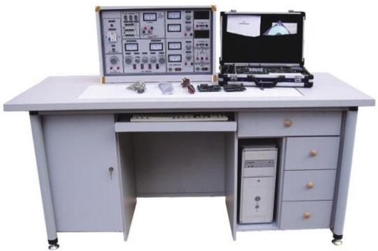 JD-528模电、数电、通信原理教学实验装置综合实验台