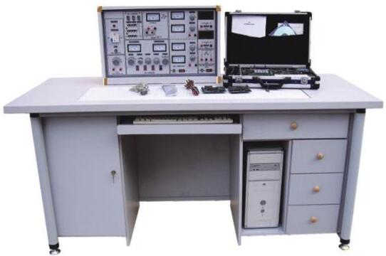 JD-528模电、数电、高频电路综合实验台