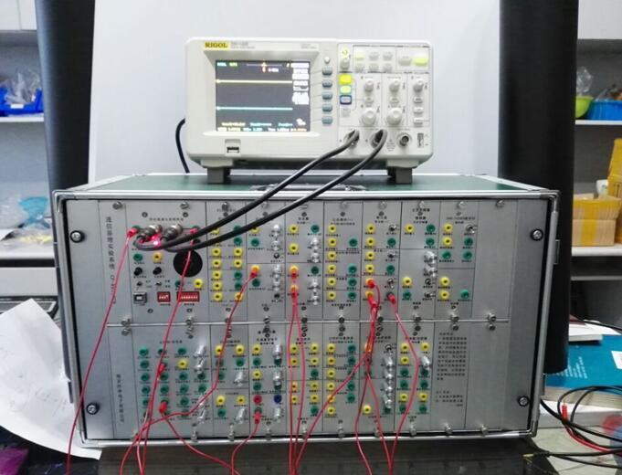 JD2016X新型通信原理实验箱
