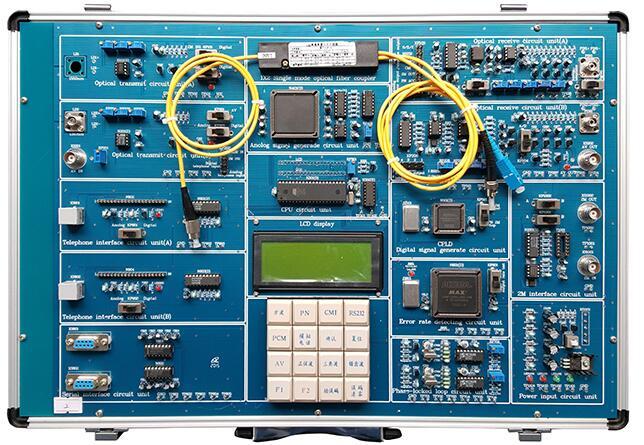 JDCC-GQ80型光通信实验系统
