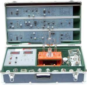 JDY-III 检测与转换(传感器)技术实验箱(12种传感器) 概述: