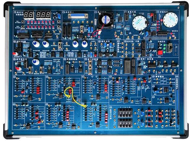 JD-ZK5自控计控原理实验箱
