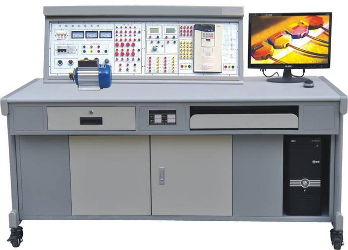 JDDLBP-01电力拖动综合(变频器控制)实训装置