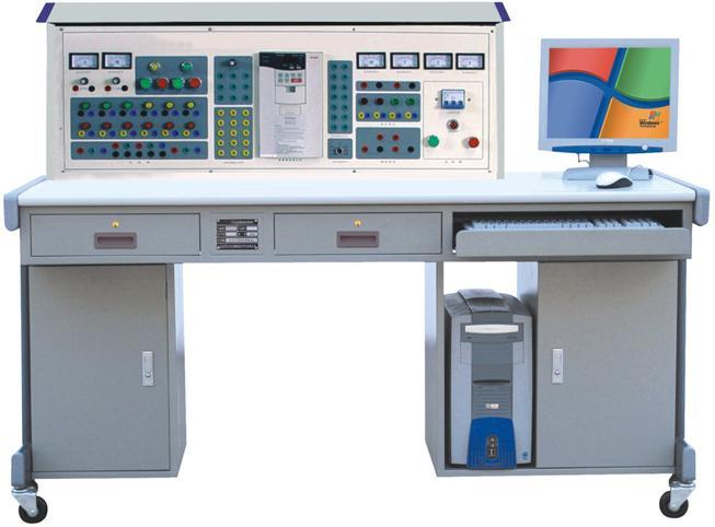 JDJY-DGA电机变频调速技术实训装置