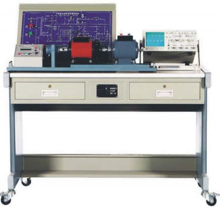 JDDQ-AH双闭环可逆直流脉宽调速系统实验装置