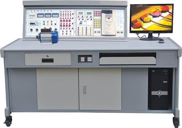 JDBPX-02变频器工作原理实训装置