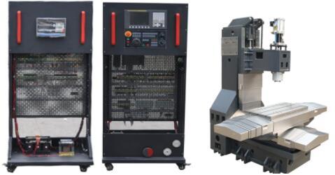 JDSKB-08M-8H数控加工中心装调与维修考核实训设备