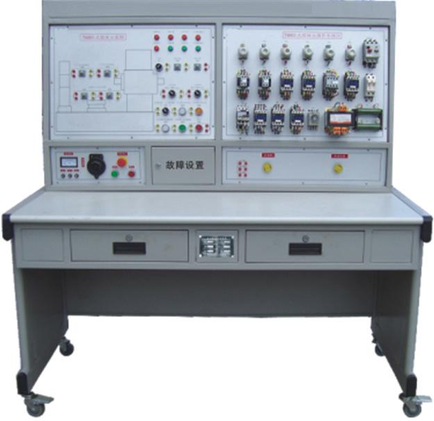 JD-C6140型车床电路智能实训考核设备