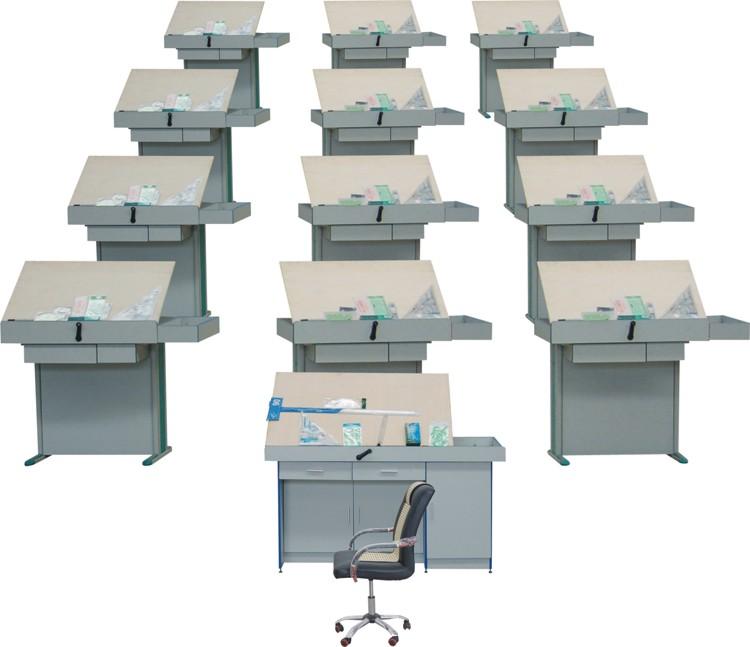 JD-Ⅲ型豪华型工程制图实验室设备