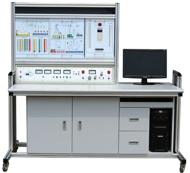JDS-04D PLC可编程控制器实验装置 (PLC+伺服+变频器+电气控制+触摸屏)