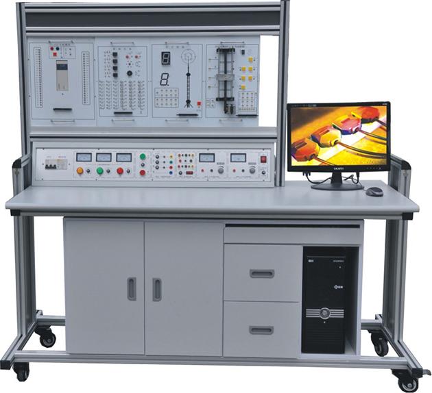 JDPB-200SPLC变频器触摸屏培训设备