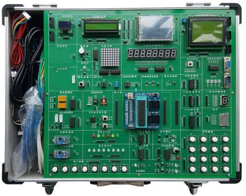 JD-DPJA单片机实验箱