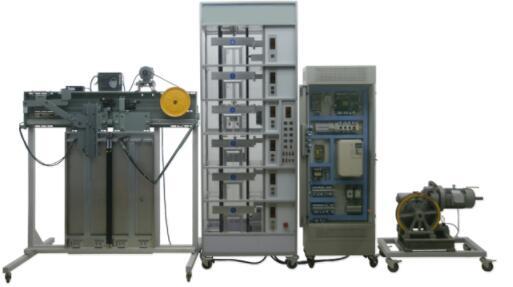 JDT6-ZNI智能型串行通讯透明教学电梯模型