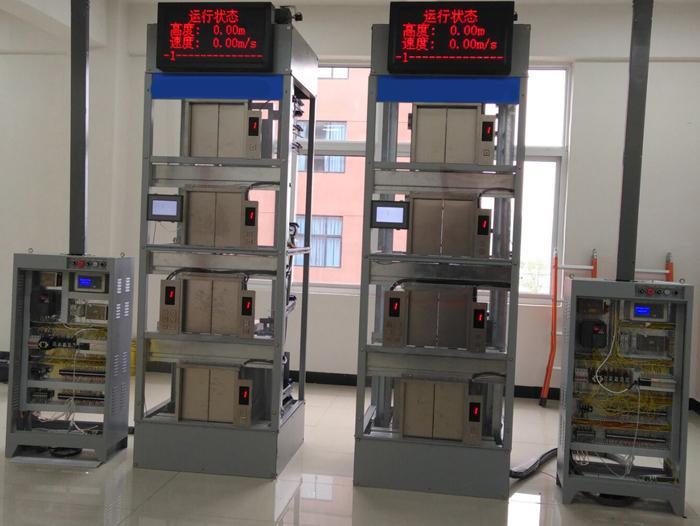 JD-3000C电梯控制技术综合实训装置(二座四层电梯、仿真实物)
