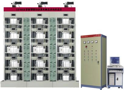JD-608B智能型群控仿真电梯实训考核设备(五层实物)