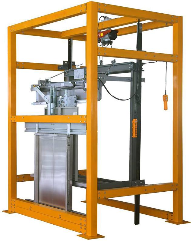 JD-772型电梯门机构安装与调试实训考核装置