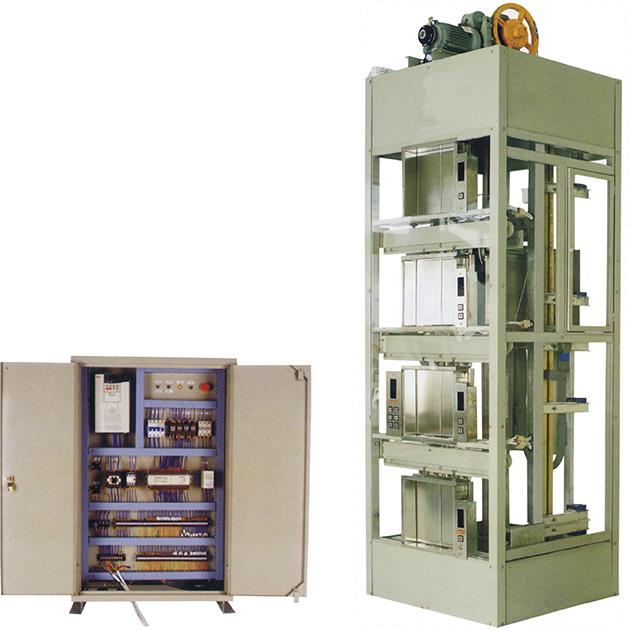 JDLYT-38高仿真(四层)透明电梯实训考核设备
