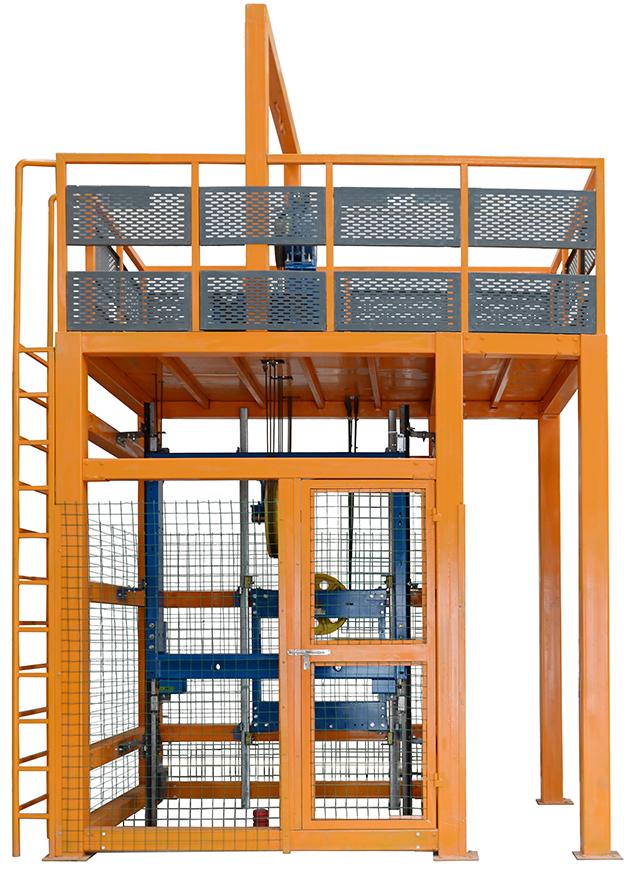 JD-774型电梯曳引系统安装实训考核装置