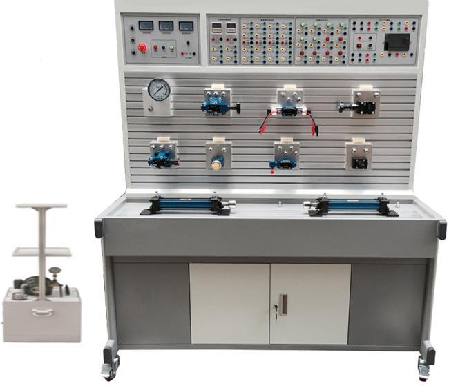 JDQY-GY工业型液压与气动PLC控制综合实训装置