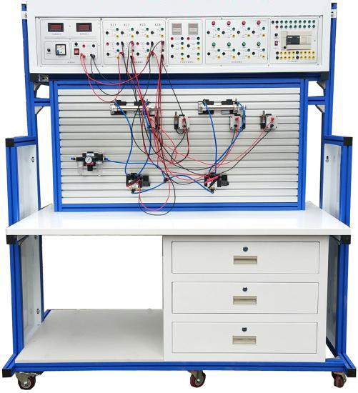 JDQD-09APLC控制气动综合实训装置