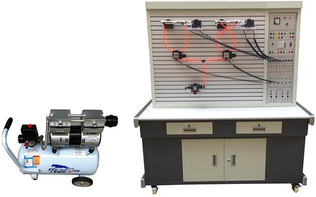JD-103透明气动PLC控制实训装置