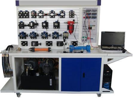 JDDZ-DYC电液比例伺服液压控制综合实验台