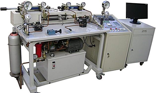 JDDY-9型电液伺服测试实验台