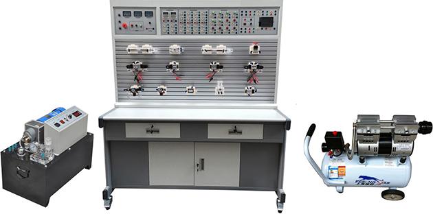 JDQY-02PLC控制模拟液压与气动试验台