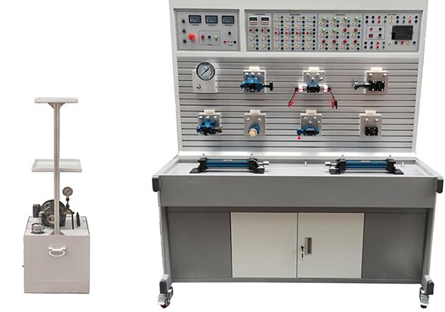 JDYY-GYT液压与PLC控制实训装置