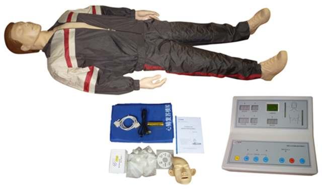 KAR/CPR400X高级全自动电脑心肺复苏模拟人(2010新版)