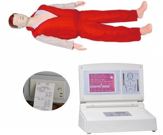 KAR/CPR680 大屏幕液晶彩显高级电脑心肺复苏模拟人