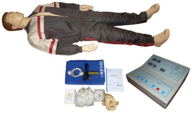 KAR/CPR300X高级全自动电脑心肺复苏模拟人(2010新版)