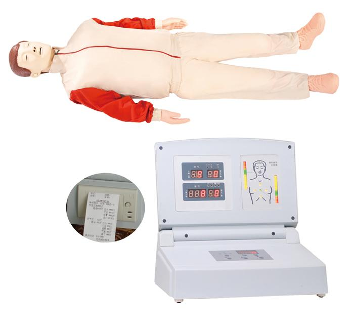 SBM/CPR480高级自动电脑心肺复苏模拟人