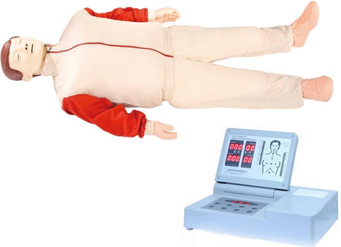 KAR/CRP490高级全自动心肺复苏模拟人