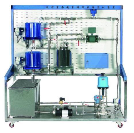 JDGCK-01B型过程装备安装调试技能实训装置