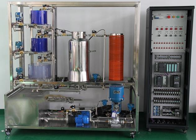 JDGCS-Ⅲ型高级过程控制自动化实训装置