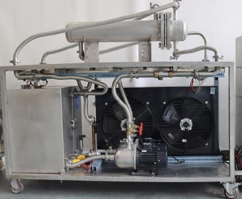 JD18-CR1型高级过程控制传热自动化实训装置
