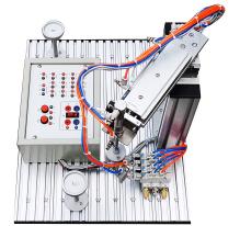 JDMJX-02机械手实训模型