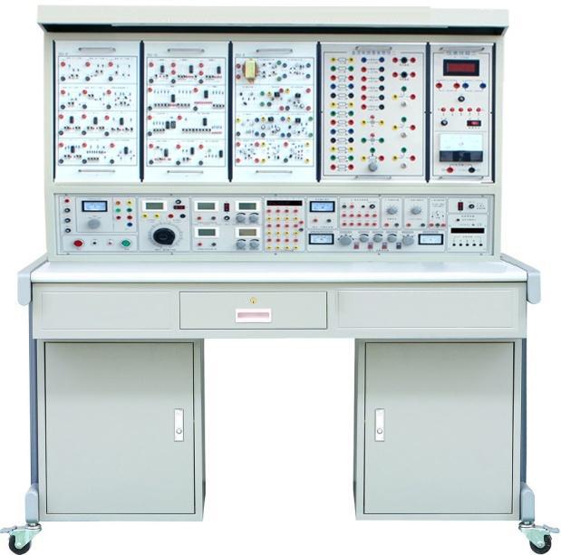 JDK-DZCGQ电子技术及传感器综合实训装置
