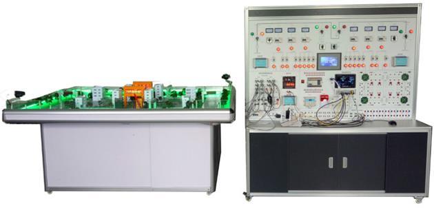 JDLY-3物联网智能楼宇综合实训系统
