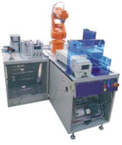 JDRGZ-3工业机器人工作站安装与调试实训平台