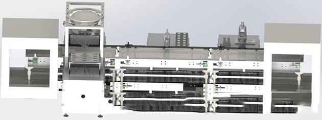 JDK24型智能互联生产线实训设备