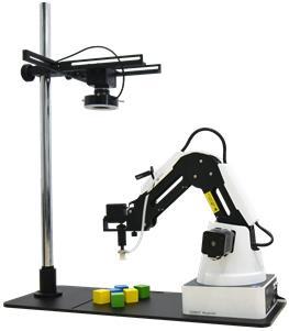 JDK65型智能机器人与人工智能综合应用与创新--Magician视觉套件