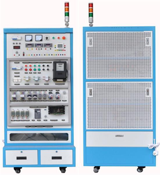 JDXWG-01D轨道电气拖动实训装置